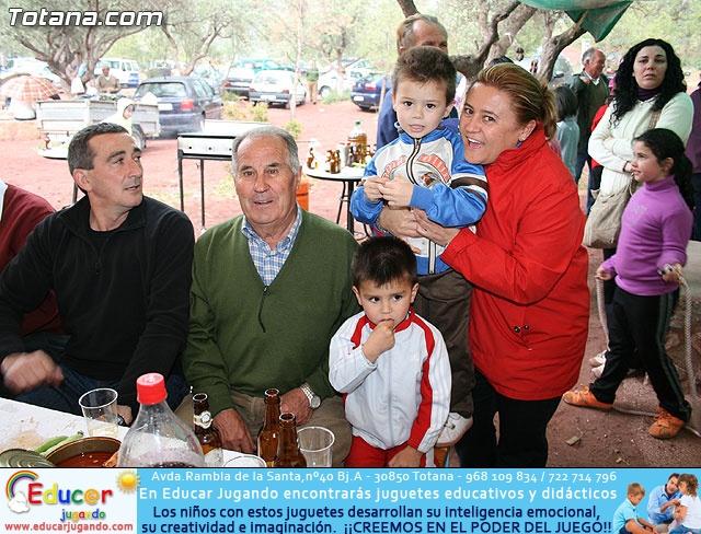 Jornada de convivencia en La Santa. Hermandades y Cofradías. 18/04/2009 - 56