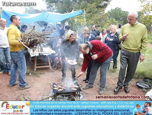 Jornada de convivencia en La Santa. Hermandades y cofradías. 17/04/2010 - 1