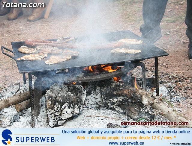 Jornada de convivencia en La Santa. Hermandades y cofradías. 17/04/2010 - 2