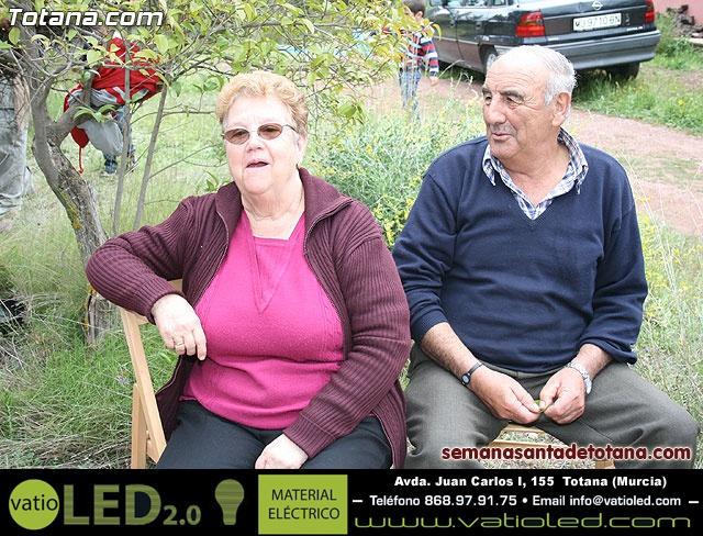 Jornada de convivencia en La Santa. Hermandades y cofradías. 17/04/2010 - 3