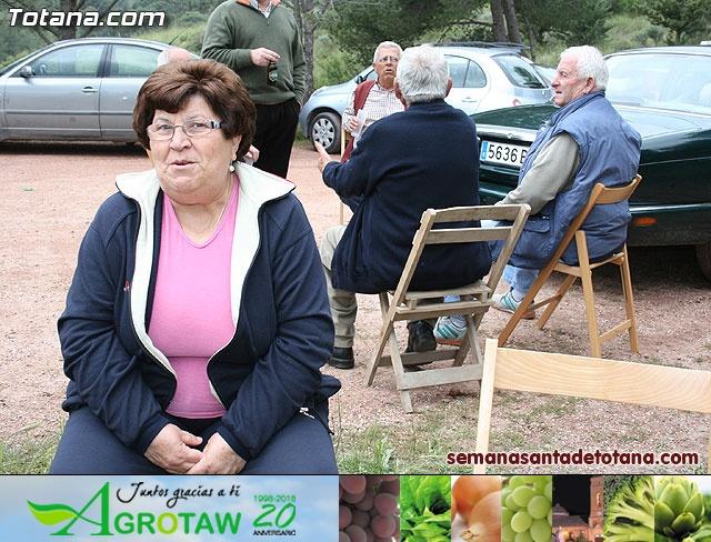 Jornada de convivencia en La Santa. Hermandades y cofradías. 17/04/2010 - 4