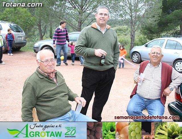 Jornada de convivencia en La Santa. Hermandades y cofradías. 17/04/2010 - 6