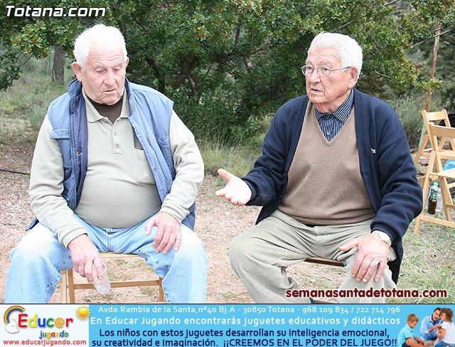 Jornada de convivencia en La Santa. Hermandades y cofradías. 17/04/2010 - 7