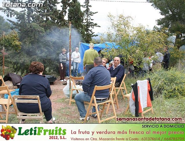 Jornada de convivencia en La Santa. Hermandades y cofradías. 17/04/2010 - 8