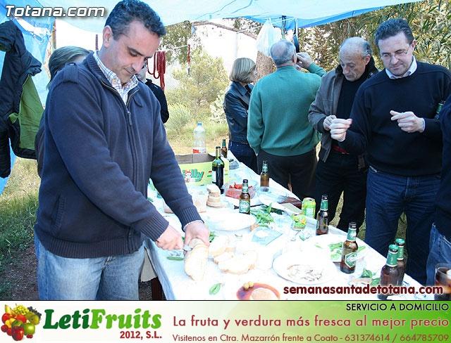 Jornada de convivencia en La Santa. Hermandades y cofradías. 17/04/2010 - 10