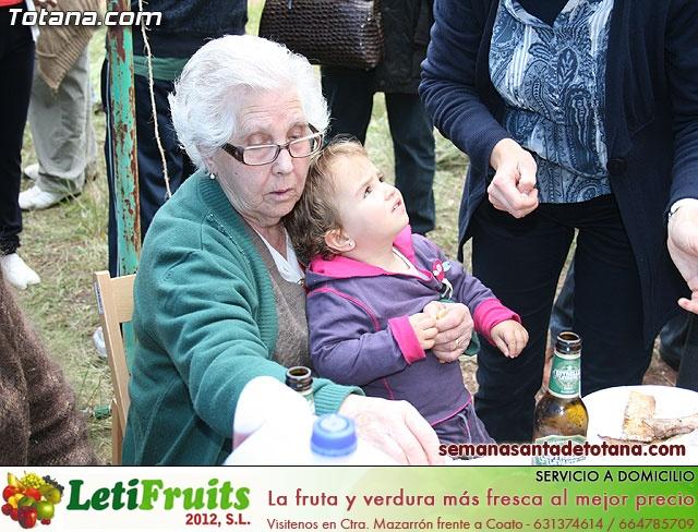 Jornada de convivencia en La Santa. Hermandades y cofradías. 17/04/2010 - 13