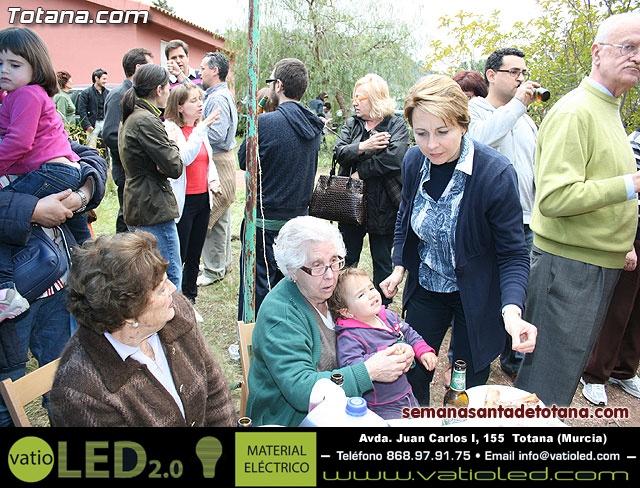 Jornada de convivencia en La Santa. Hermandades y cofradías. 17/04/2010 - 14