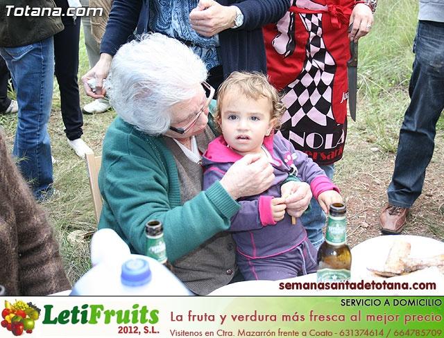 Jornada de convivencia en La Santa. Hermandades y cofradías. 17/04/2010 - 15