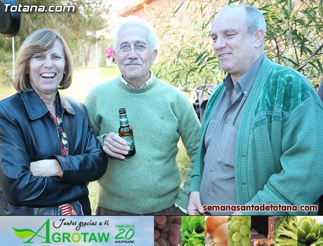 Jornada de convivencia en La Santa. Hermandades y cofradías. 17/04/2010 - 17