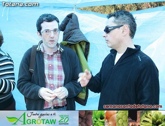 Jornada de convivencia en La Santa. Hermandades y cofradías. 17/04/2010 - 18