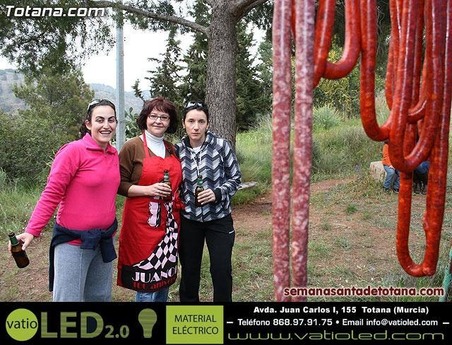 Jornada de convivencia en La Santa. Hermandades y cofradías. 17/04/2010 - 21