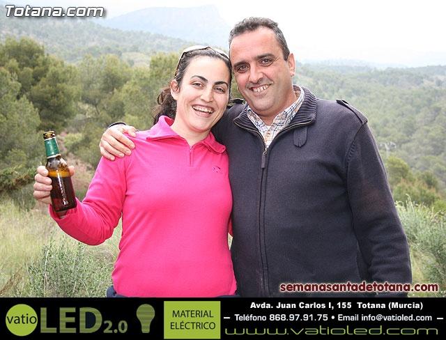 Jornada de convivencia en La Santa. Hermandades y cofradías. 17/04/2010 - 23