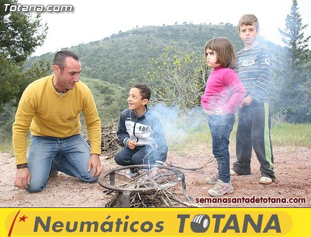 Jornada de convivencia en La Santa. Hermandades y cofradías. 17/04/2010 - 25