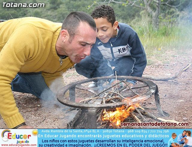 Jornada de convivencia en La Santa. Hermandades y cofradías. 17/04/2010 - 27