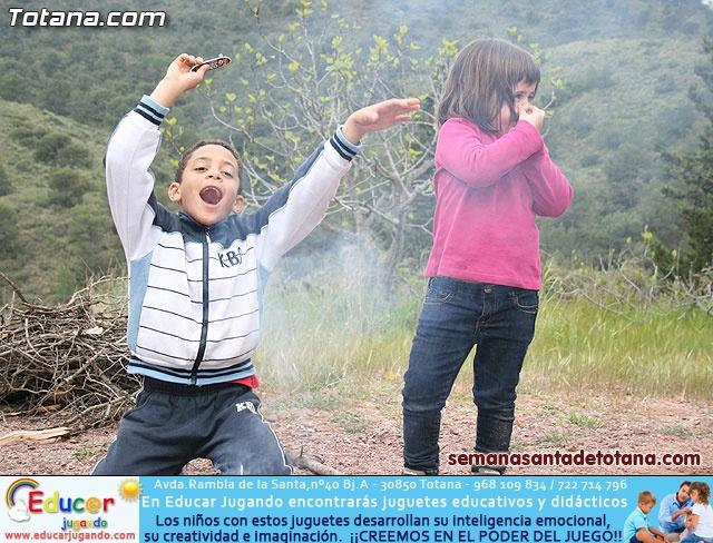 Jornada de convivencia en La Santa. Hermandades y cofradías. 17/04/2010 - 28