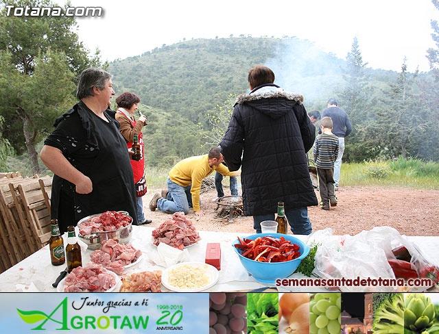 Jornada de convivencia en La Santa. Hermandades y cofradías. 17/04/2010 - 29
