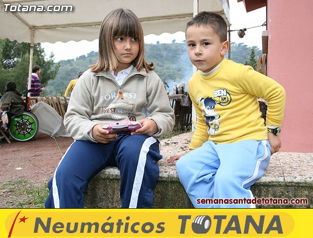Jornada de convivencia en La Santa. Hermandades y cofradías. 17/04/2010 - 30