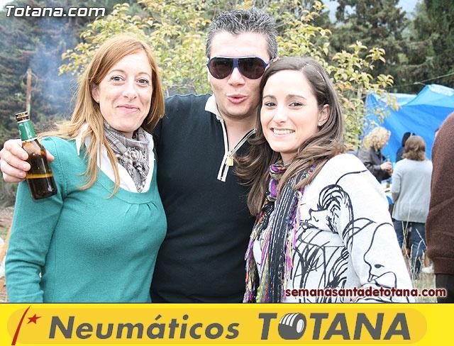 Jornada de convivencia en La Santa. Hermandades y cofradías. 17/04/2010 - 33