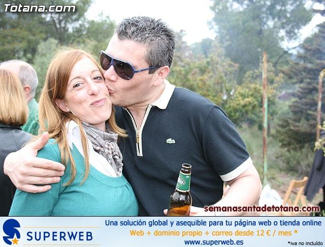 Jornada de convivencia en La Santa. Hermandades y cofradías. 17/04/2010 - 35