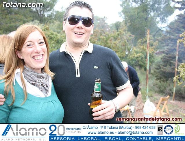 Jornada de convivencia en La Santa. Hermandades y cofradías. 17/04/2010 - 36