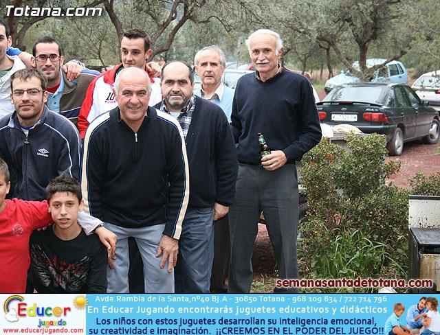 Jornada de convivencia en La Santa. Hermandades y cofradías. 17/04/2010 - 52