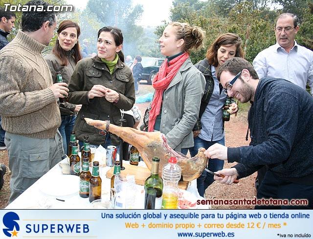 Jornada de convivencia en La Santa. Hermandades y cofradías. 17/04/2010 - 59