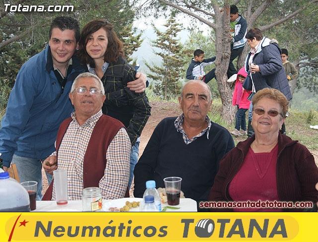 Jornada de convivencia en La Santa. Hermandades y cofradías. 17/04/2010 - 63