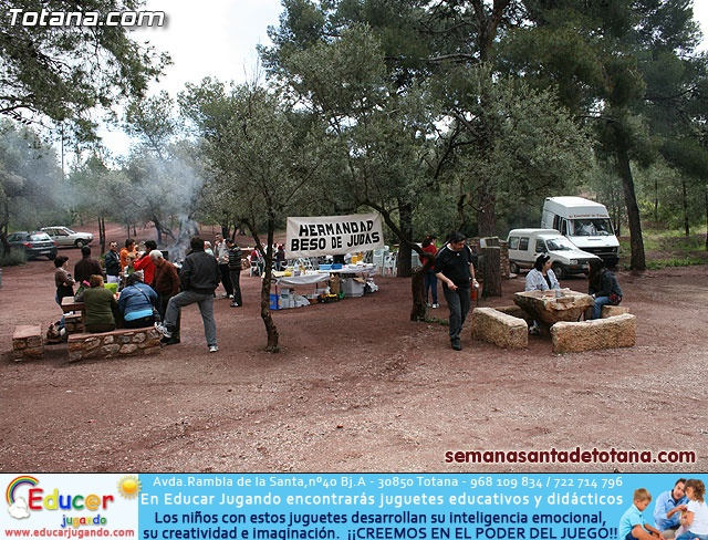 Jornada de convivencia en La Santa. Hermandades y cofradías. 18/04/2010 - 1