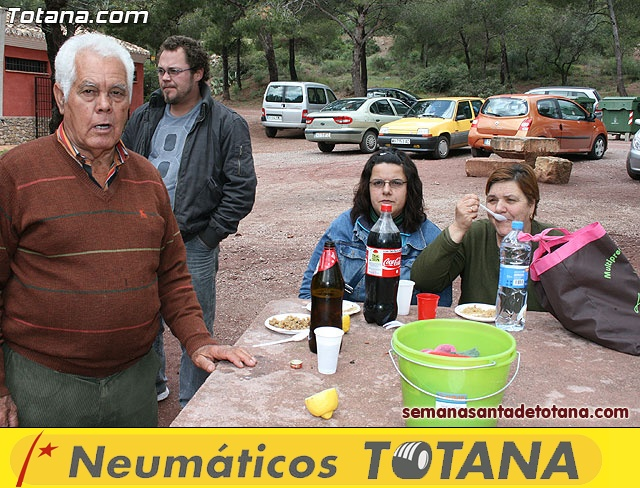Jornada de convivencia en La Santa. Hermandades y cofradías. 18/04/2010 - 4