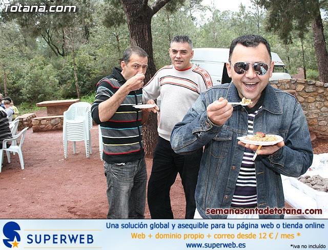 Jornada de convivencia en La Santa. Hermandades y cofradías. 18/04/2010 - 6
