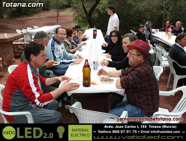 Jornada de convivencia en La Santa. Hermandades y cofradías. 18/04/2010 - 8