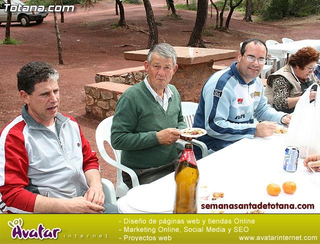 Jornada de convivencia en La Santa. Hermandades y cofradías. 18/04/2010 - 9