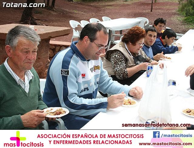 Jornada de convivencia en La Santa. Hermandades y cofradías. 18/04/2010 - 10