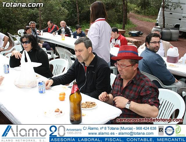 Jornada de convivencia en La Santa. Hermandades y cofradías. 18/04/2010 - 11