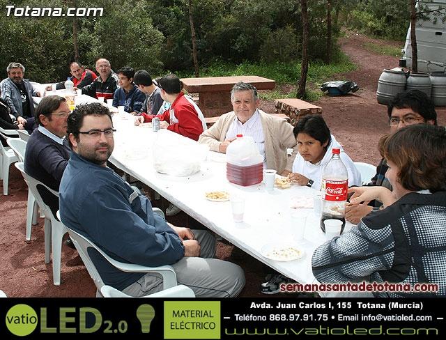 Jornada de convivencia en La Santa. Hermandades y cofradías. 18/04/2010 - 12