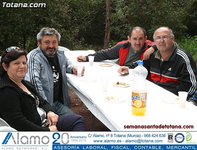 Jornada de convivencia en La Santa. Hermandades y cofradías. 18/04/2010 - 13
