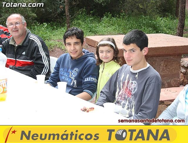 Jornada de convivencia en La Santa. Hermandades y cofradías. 18/04/2010 - 14