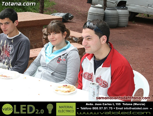 Jornada de convivencia en La Santa. Hermandades y cofradías. 18/04/2010 - 15
