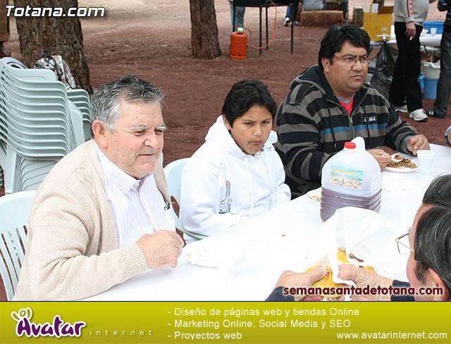 Jornada de convivencia en La Santa. Hermandades y cofradías. 18/04/2010 - 16