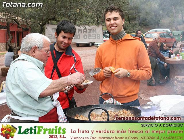 Jornada de convivencia en La Santa. Hermandades y cofradías. 18/04/2010 - 17