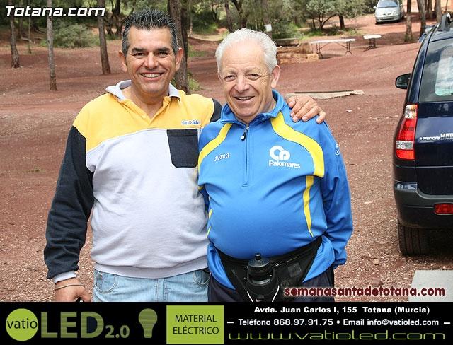 Jornada de convivencia en La Santa. Hermandades y cofradías. 18/04/2010 - 18