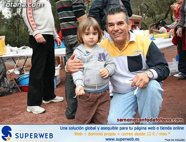 Jornada de convivencia en La Santa. Hermandades y cofradías. 18/04/2010 - 19