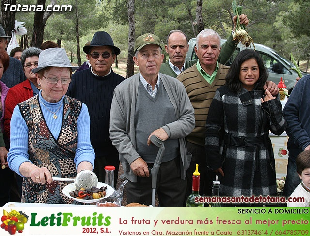 Jornada de convivencia en La Santa. Hermandades y cofradías. 18/04/2010 - 25