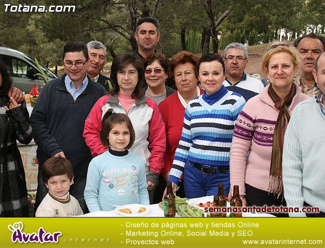 Jornada de convivencia en La Santa. Hermandades y cofradías. 18/04/2010 - 26