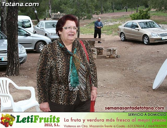Jornada de convivencia en La Santa. Hermandades y cofradías. 18/04/2010 - 30