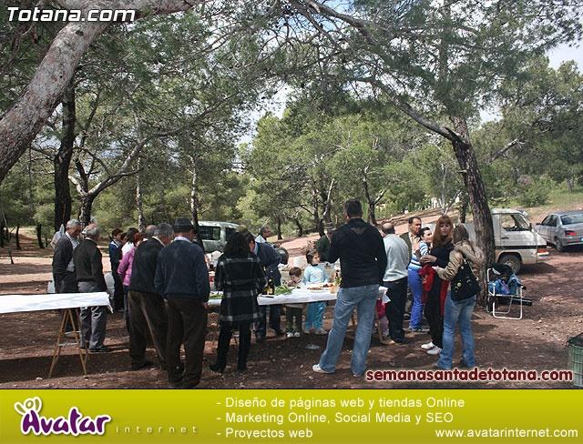 Jornada de convivencia en La Santa. Hermandades y cofradías. 18/04/2010 - 33