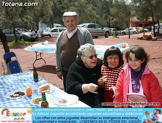 Jornada de convivencia en La Santa. Hermandades y cofradías. 18/04/2010 - 42