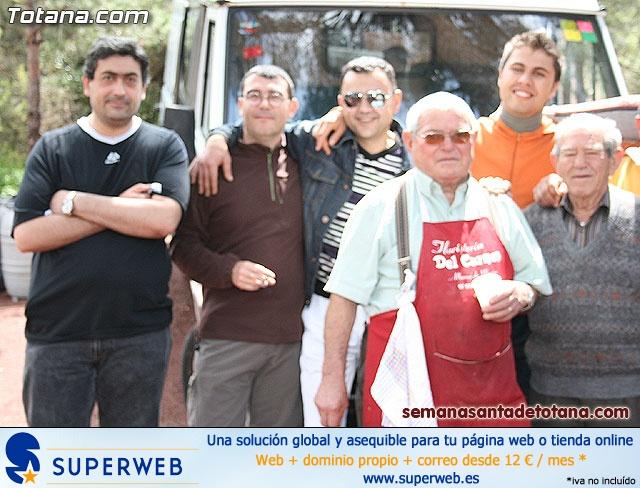 Jornada de convivencia en La Santa. Hermandades y cofradías. 18/04/2010 - 61