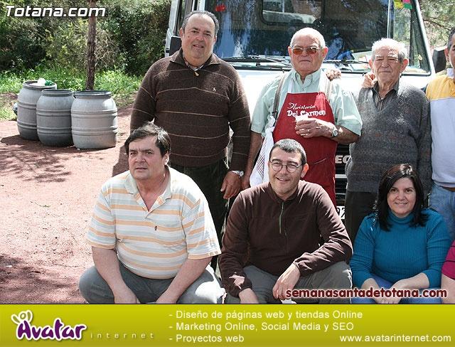Jornada de convivencia en La Santa. Hermandades y cofradías. 18/04/2010 - 65