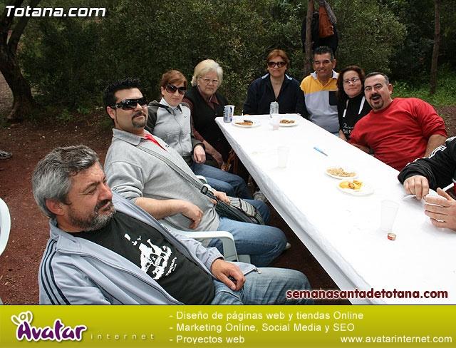 Jornada de convivencia en La Santa. Hermandades y cofradías. 18/04/2010 - 67